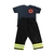 Future Firefighter Baby Boy Outfit, Fire man Baby shower gift, Coming home