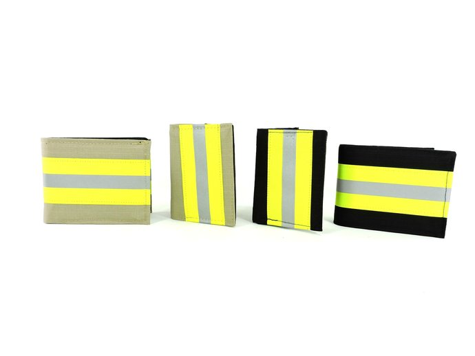 Firefighter Wallet gift for him, RFID Bi fold OR Tri Fold wallet, Firefighter