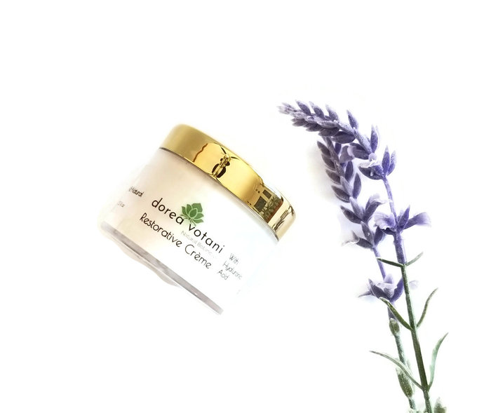 Face Moisturizer With Hyaluronic Acid  All-Natural   Vegan   Age-Defying