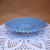 Ring Dish, Trinket Dish, Jewellery Holder, Embossed Doily Pattern Design,