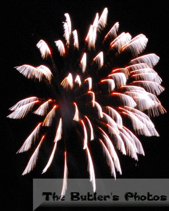Fireworks Photograph, Abstract Fire Burst Photo, Fine Art Photography, Pink &