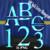ABC Split Letter Monogram 2b Digital Kit-Digital Clipart-Art Clip-Gift