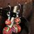 Colorful Dangle Earrings-9068