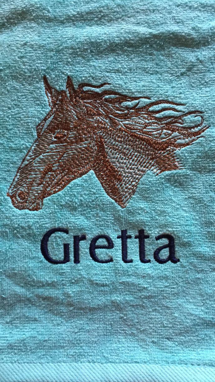 Custom Personalized animal beach towels, Bathroom Towels for kids, ,