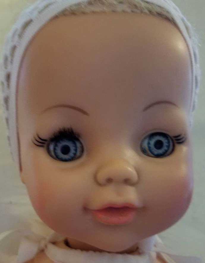 "1967 Ideal ""lucy"" Doll 12 inches"
