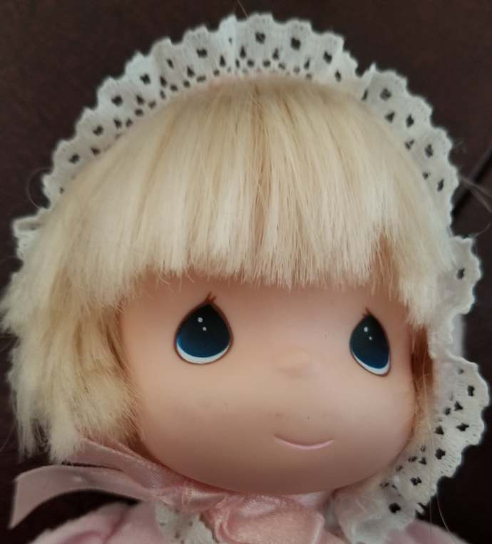 PRECIOUS MOMENTS:  My First Doll