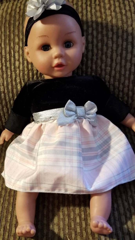 Beautiful 15 inch baby doll