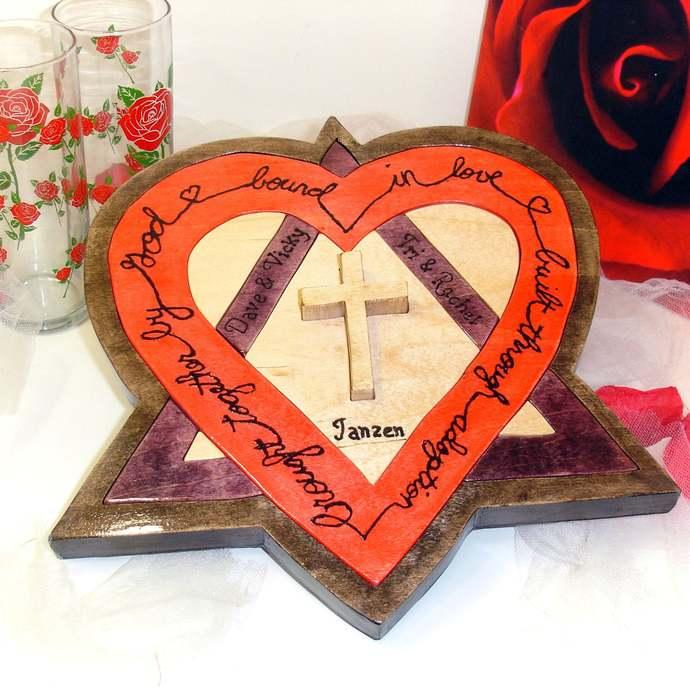 Personalized Adoption Ceremony Gift Unity Ceremony Alternative Personalized