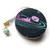 Tape Measure Purple and Blue Otters Retractable Tape Measure