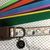 """Snoopy the Beagle Tired Dog 1"""" wide adjustable Dog Collar or Leash with Paw"""