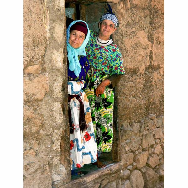 Moroccan Berbers (2001) Matt Photograph