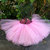 Valentines day glitter heart cake smash photo prop tutu for girls toddler baby