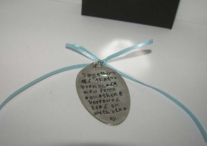something old something new, custom wedding bouquet charms, personalize hand