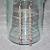 Amethyst Swarovski Crystals on Delicate Silver Cha
