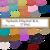 Splash Digital Kit-Digital Clipart-Art Clip-Gift Tag-Jewelry-T
