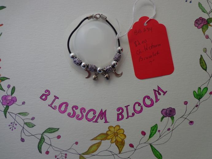 Children Mystical Charm Bracelet
