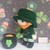 Felton in Leprechaun Costume- Crochet Amigurumi Pattern PDF
