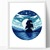 Sea ship Modern Cross Stitch Pattern, starry night, nature, galaxy, animal,