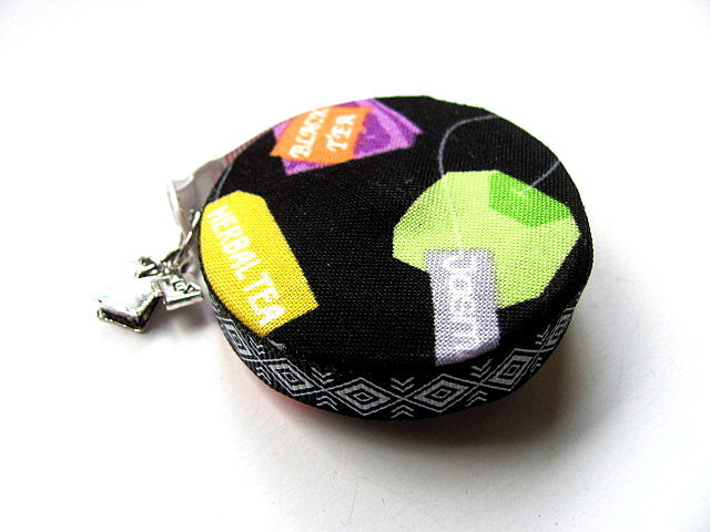 Tape Measure Tea Bags Pocket Retractable Measuring Tape