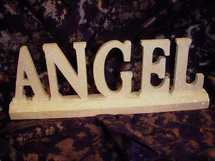 Ethereal Angel Display
