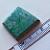 Diamond Shape Malachite Cab for Jewelry Makers