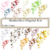 Glitter Butterfly Digital Kit 2-Digital Clipart-Art Clip-Jewelry-T