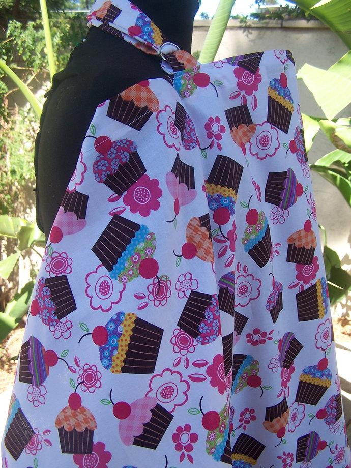 Nursing Cover, Breastfeeding Feeding Cover up, Nursing cover up, - Cupcake