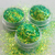 Boogie Fever - Green Color Shifting, Loose Cosmetic & Craft Chunky Glitter Mix