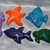 Sea Animal Crayons, Animal Party Favors, Sea Animals Recycled Crayons, Total of