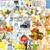 Child Themed Paper Vintage Ephemera, Collage Pack, Art Journals, Junk Journals,