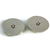 30mm or 16mm Redtail Hawk Bird Button Eyes Sew On Shanks with Loops Red Tan