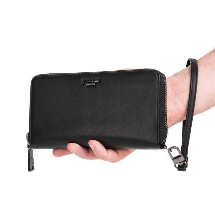 Handmade Leather Wallet Lyon