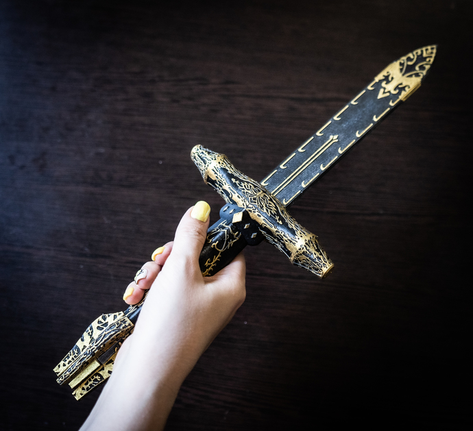 Ebony dagger   The Elder Scrolls Oblivion   TES Prop