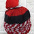 Knitted Child's Ramdom Coloured Santa Claus Hat - FREE SHIPPING