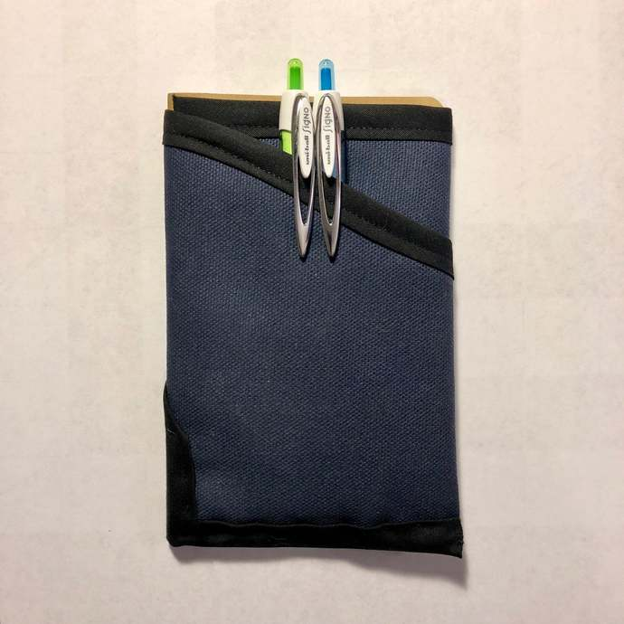 Note Wallet - Holds Pens, Notebook, Business Cards
