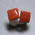 10mm Square Brown Goldstone Post Earrings with Sterling Silver