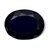 Big ! Natural Black Spinel Faceted Oval 41 x 31 x 12 mm Semi Precious Loose