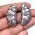 925 Sterling Silver Antique Spacer Free Foam Strand Reducer Beads