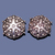 925 Sterling Silver Antique Strand Spacer 20mm Disc Round Shape Bali Beads