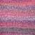 Crochet Prayer Shawl Wrap - Mixed Berries - Super Soft Lion Brand Homespun Yarn
