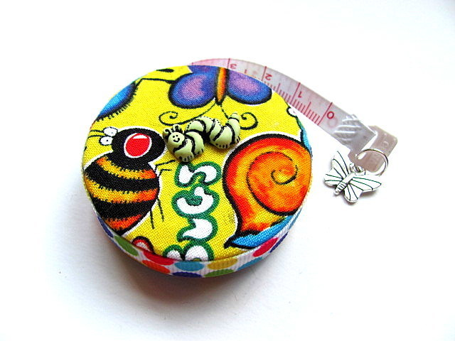 Tape Measure About The Bugs Small Tape Measure