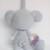Felton in Elephant Costume & Friend- Handmade Crochet Plushie Toy/ Decoration
