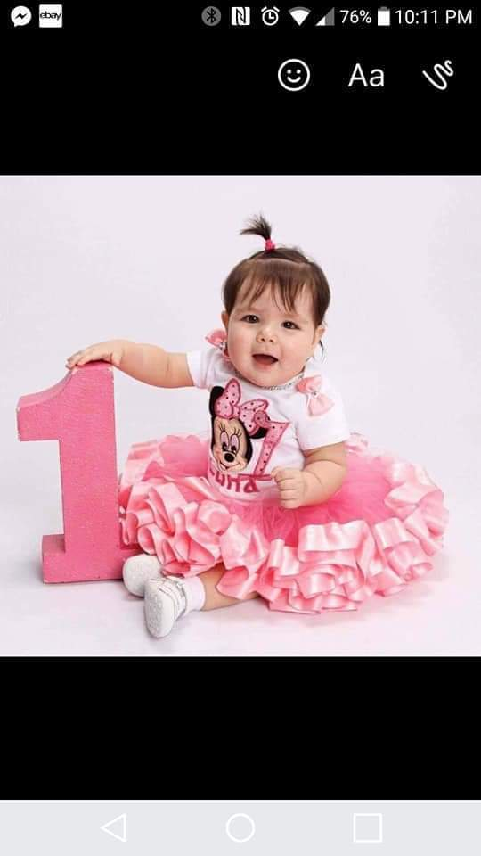 Minnie Mouse tutu set, Minnie Mouse birthday outfit, Minnie Mouse first birthday