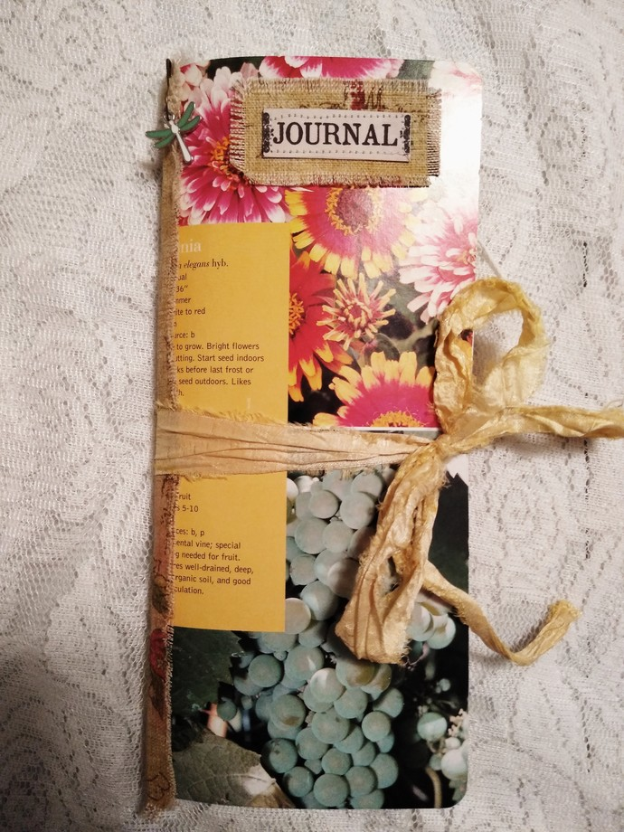 """Country Garden Collection"" Journal #1"
