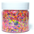 Fun House - Neon Matte, Loose Cosmetic & Craft Chunky Glitter Mix