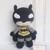 Batman Inspired- Handmade Crochet Plushie Toy/ Decoration