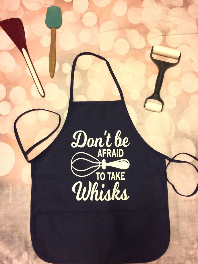 Funny, punny Aprons to laugh while you cook with 2 pockets in front
