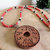 """Cherokee Language """"We Still Remain"""" Cedar Necklace, Seed Bead and Pearl Jewelry"""