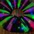 Black, Neon Green & Hot Pink LED Light Up Tutu
