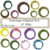 Earring Digital Kit-4th of July-Stars-Clipart-Flowers-Art Clip-Jewelry-T